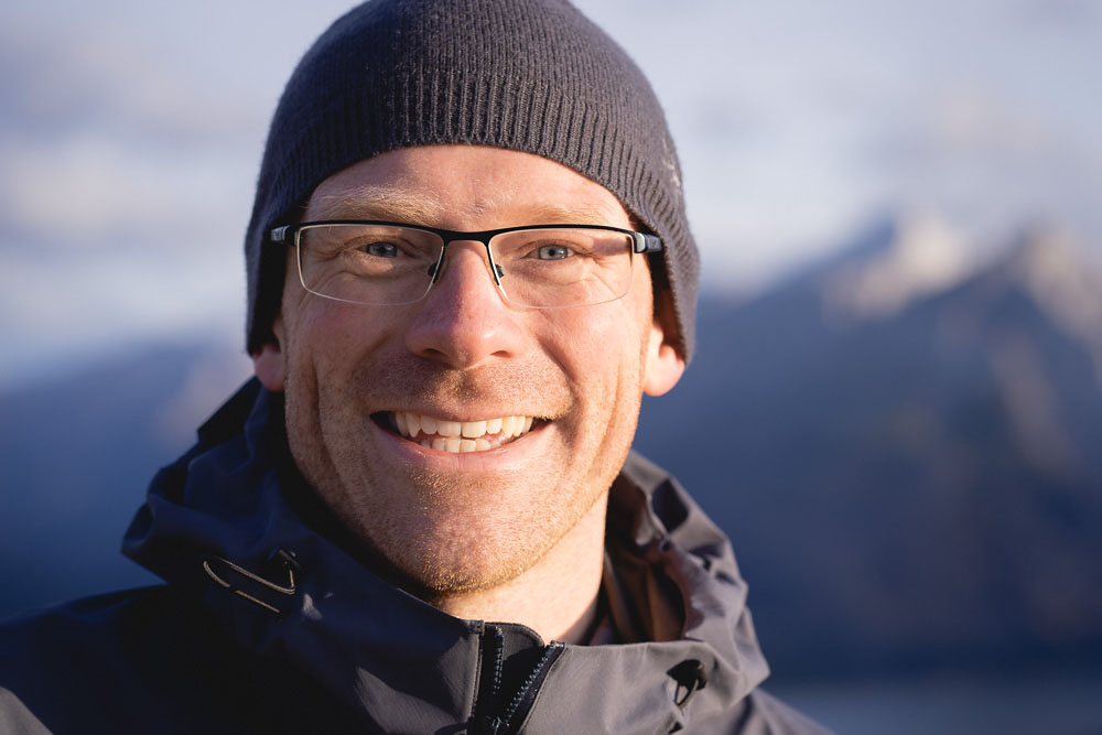 Photo of Michel Krämer