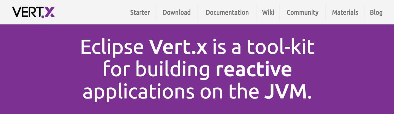 Vert.x 3 website